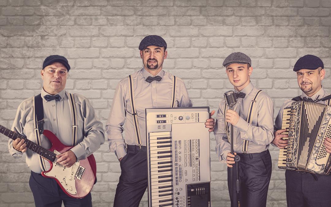 RETRO BAND – zespół muzyczny na wesele – Kołbiel Pilawa, Otwock, Życzyn, Wola Życka, Rokitnia Stara