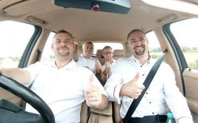 Zespół weselny RETRO BAND Puławy Dęblin 👉 Noc taka czarna 👈 – Zespół Na Wesele