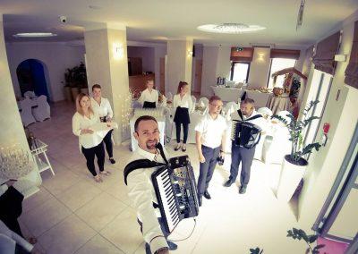 Zespół kapela orkiestra na wesele Warszawa, Lublin, Radom, Dęblin - RETRO BAND