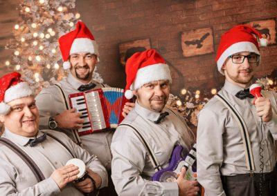Zespół muzyczny RETRO BAND Dęblin (lubelskie). Święta kolędy, kolęda, wesele lubelskie mazowieckie.